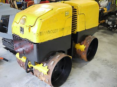 Wacker Trench Roller RT 82 Vibratory Compactor