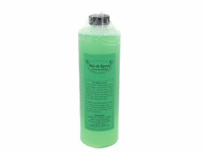 Nic-A-Spray Coin Cleaner, 16oz bottle
