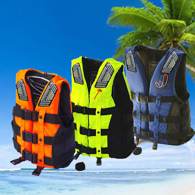 ADULT Child SWIMMING LIFE JACKET VEST KAYAK BUOYANCY SAILING WATERSPORT IMPACT