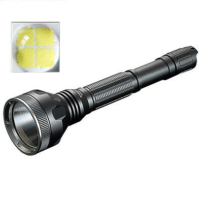 JETBeam BC40GT 2750LM CREE XHP50 LED Tactique Lampe 18650/CR123 Torche Chasse