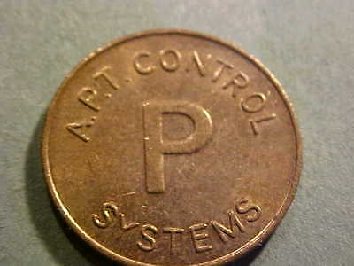 Mspt England Parking Token  A.p.t Control Systems