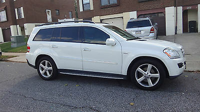 2009 Mercedes-Benz GL-Class GL320 Bluetec 4Matic  NO RESERVE ALL POWER VERY CLEAN FULL SERVICED GOOD TIRES NEW OIL CHANGE DIESEL