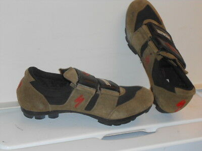 Pair of Specialized Sport Kids Bike Shoes