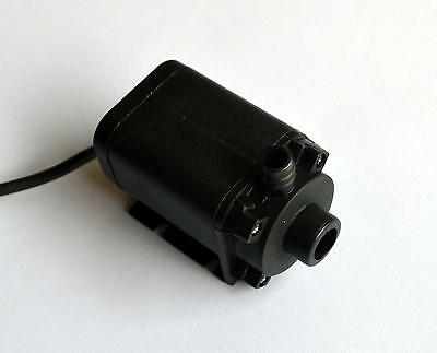 Automatic Water Pump DC 12V Submersible 56GPH (P-32B)