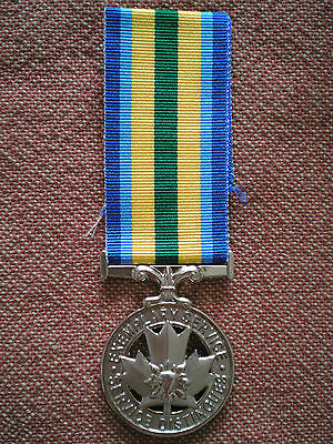 Reproduction Canadian PEACE OFFICER EXEMPLARY SERVICE MEDAL