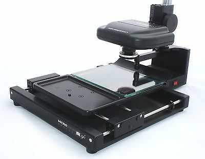 Micro-Image Capture 7, Microfiche Digital Scanner / Viewer / Printer