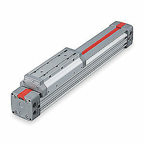 SPEEDAIRE Air Cylinder,Double Acting,40.92 In. L, 5PED0