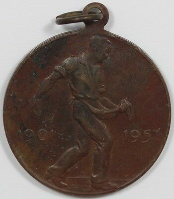 1951 Fifty Years Commonwealth of Australia Medal