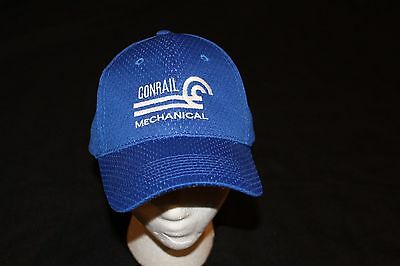 CONRAIL Railroad Mechanical Embroidered Baseball Hat Cap