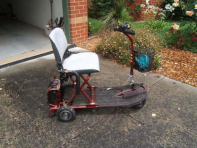 Mobility scooter 3 wheels