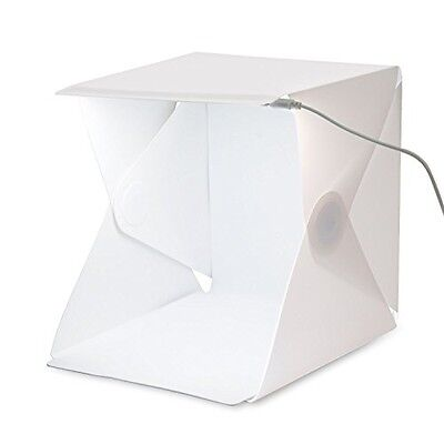 LAMZIX Mini Photography Studio Light Tent LightRoom Light Box Kit with LED