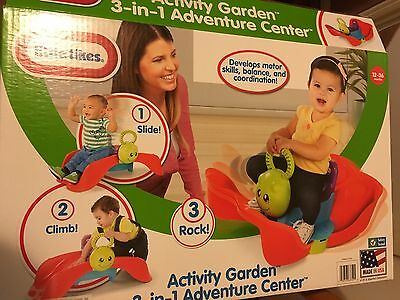 Little tikes 3 In 1 P/U 3156
