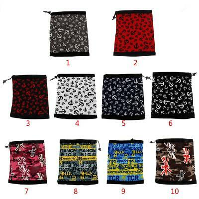 Unisex Bicycle Ski Half Face Mask Cycling Riding Scarf Multi Use Neck Warmer