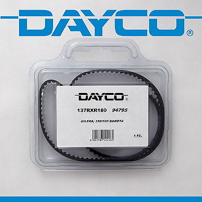 Dayco Timing Belt For Gilera 350 500 Dakota Xrt 600 Er 137Rxr180 Da 94795