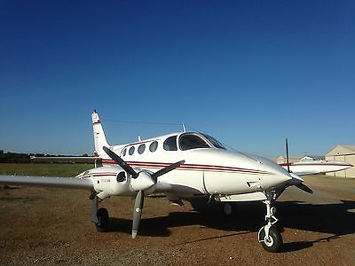 CESSNA 340 Twin Engine Perfect Condition Syndicate Available
