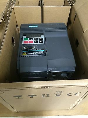 Siemens Micromaster 6SE3215-2BB40 1.1kw/1.5HP (New Unused)