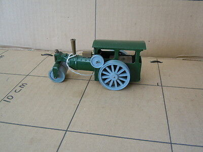 Antique Classic Collectable Steam Toy Drive Model: Triang Roller.  Clockwork.