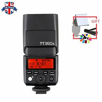 In stock Godox Mini TT350S 2.4G TTL Camera Flash Speedlite for Sony SLR Camera