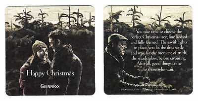 Pack of 95 Guinness Beermats / Coasters - BBCS No. 1422, c2005