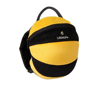 NEW Littlelife Little Life Bumble Bee Safety Reins / Harness With Backpack