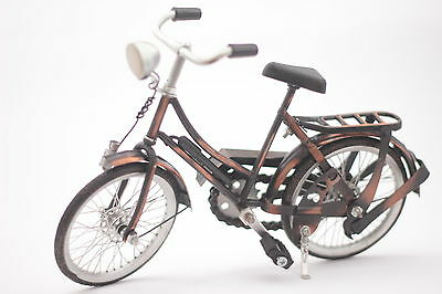 Cooper Colored Miniature Bicycle without crossbar