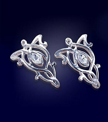 Lord of the Rings The Arwen Earrings Sterling Silver .925