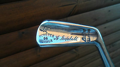 A Mitchell Lucky Strike, Steel Shafted Vintage 1 Driving Iron, Very Rare Club,