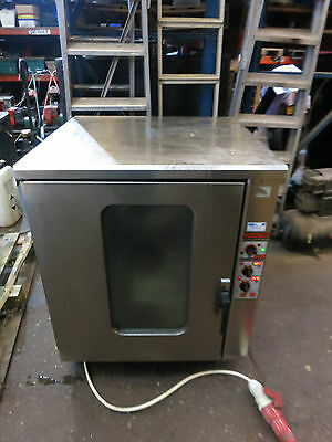 Convector 3 phase commercial industrial electric fan oven, stainless steal
