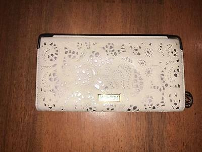 Cream Marikai Wallet Purse