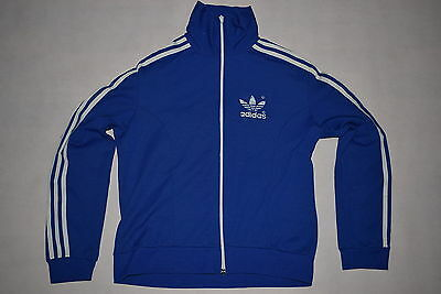 Adidas Trainings Jacke Sport Track Top Jacket Vintage 70s 70er Soccer Casual 176