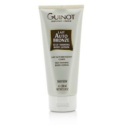 Guinot Lait Auto Bronze Self-Tanning Body Lotion 200ml Sun Care & Bronzers