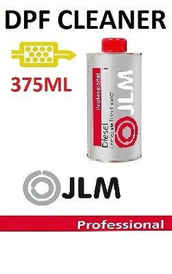 Jlm Dpf Cleaner 375Ml Diesel Particulate Filter Cleaner Professional