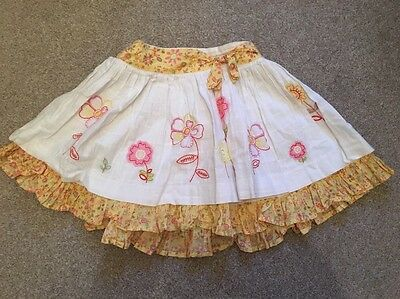 Lovely Pumpkin Patch Skirt Size 3 Years