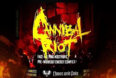 Chaos And Pain-Cannibal Riot DMHA