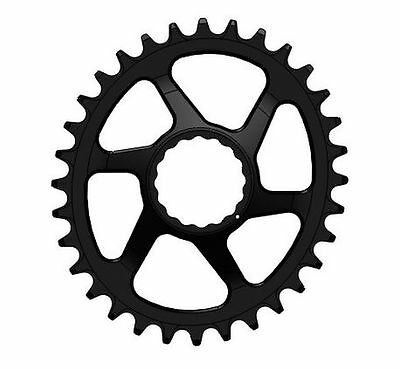 Works Components - RaceFace Cinch Oval Narrow Wide Chainring 30T, 32T, 34T,