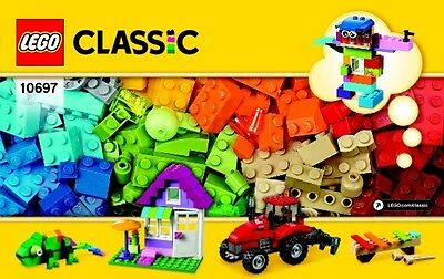 Lego 10697 booklet instructions