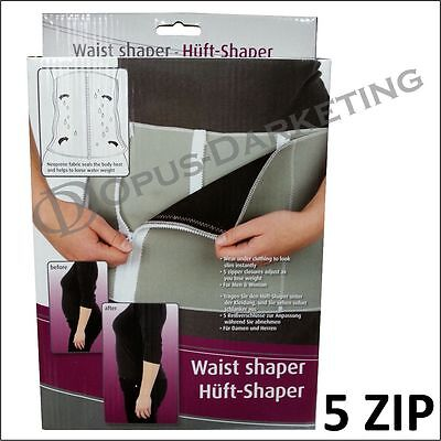 Fascia Addominale Pancia Dimagrante Sport Fitness Palestra Shapers Dieta Joggins