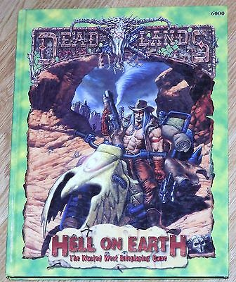 Deadlands: Hell on Earth Role-Playing Game