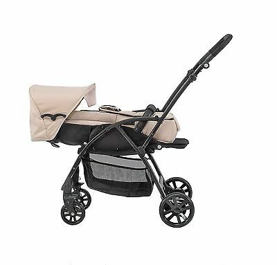Pushchair Lightweight Stroller Buggy From Birth To 6Months Old Baby Snuggy Buggy