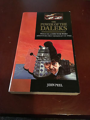 Dr Doctor Who - The Power of the Daleks. Acceptable Rare!