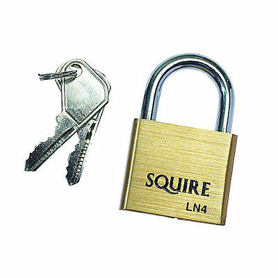 Squire.LN-4/40mm LION BRASS EXTRUDED PADLOCK