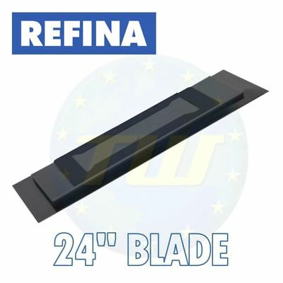 REFINA 24in Replacement PlaziFLEX Plastic Trowel Blade Foam Back 600mm 228185