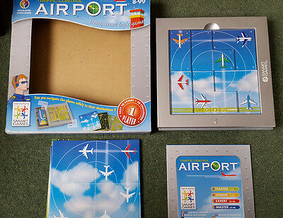 Airport - Traffic Control - Puzzle Game - Smart Games