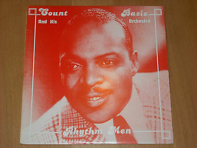COUNT BASIE & HIS ORCHESTRA, Rhythm Men (SWING HOUSE RECORDS LP NEAR MINT!)