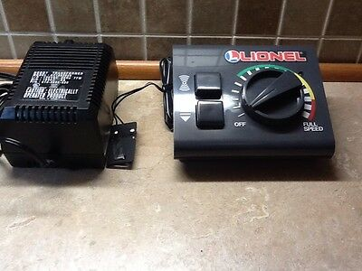 Lionel Speed Controller and Transformer model AC180300 Works Well