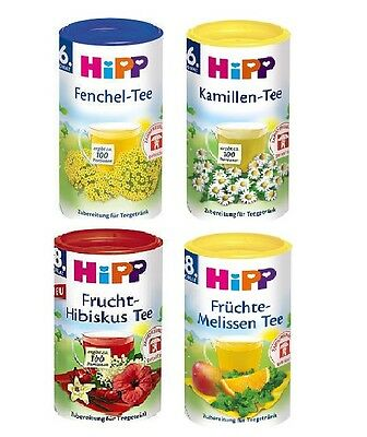 HIPP Tea Healthy drink for babies 200g TOP DEAL!