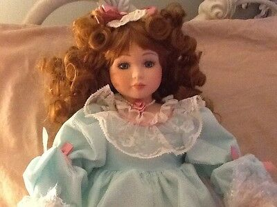 Show Stoppers Porcelain Doll