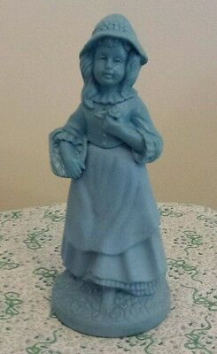 "AVON 1970's ""Little girl blue"" Collectible Figurine"
