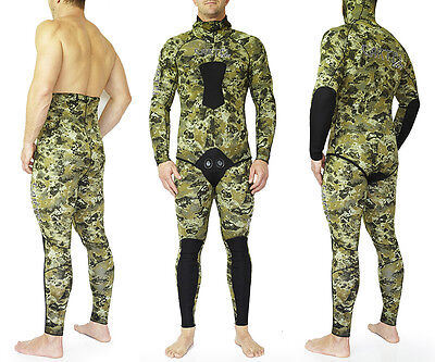Cartel Dive Ghost Camo 3Mm Spearfishing Freediving Wetsuit