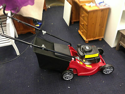 Mountfield Rs100 Hand Propelled 39Cm Lawn Mower
